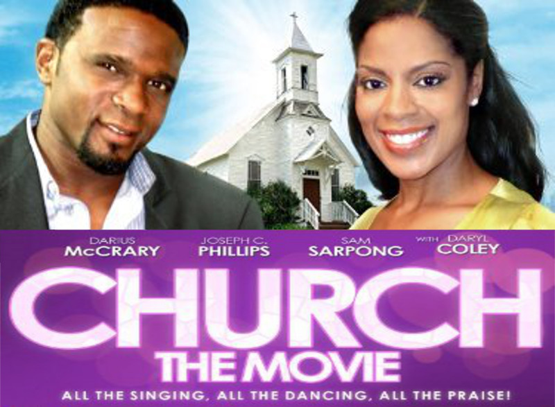 CHURCH - THE MOVIE